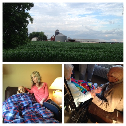 Grandfather's Farm and Hospice Stay